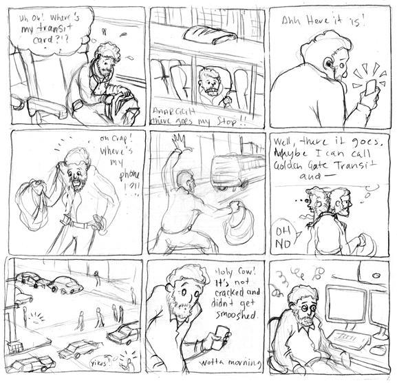 Commuter Drama